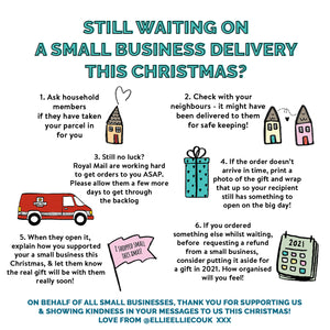 WHERE'S MY ORDER? HOW TO BE KIND TO SMALL BUSINESSES & YOUR POSTIES 💖