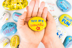 DIY kindness rocks