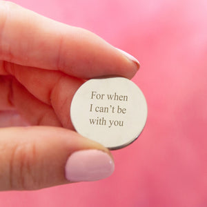 'Big Hug' Pocket Token Keepsake