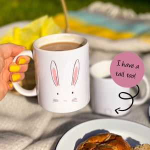Easter Bunny Rabbit Mug