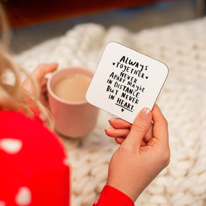 Long Distance Relationship Love Coaster