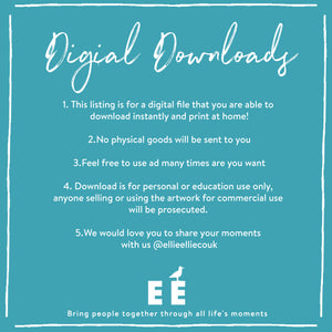 FREE Digital Download Scavenger Hunt