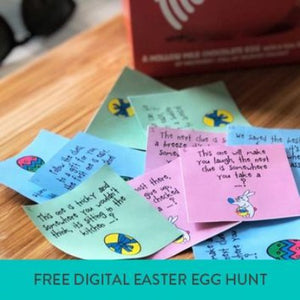 FREE Digital Download Easter Egg Hunt