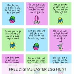 Free digitial easter egg hunt download