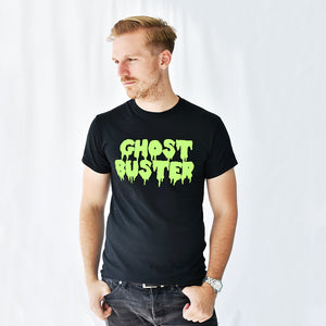 'Ghost Buster' Men's Halloween T-shirt