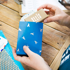 Wait For The Person Who Will Do Anything Wallet Card