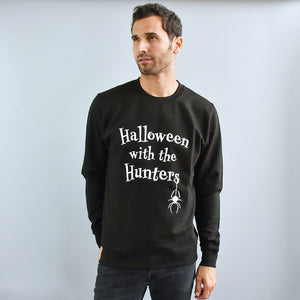 'Halloween With The…' Unisex Sweatshirt Jumper