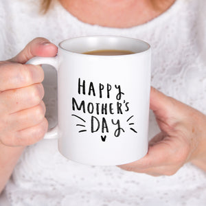 'Happy Mother's Day' Mum Mug
