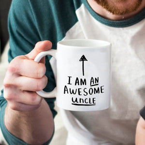 'I Am An Awesome Uncle' Mug