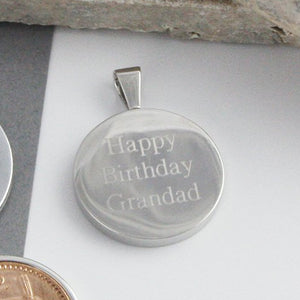 Farthing 80th Birthday 1939 Coin Keyring