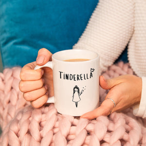 'Tinderella' Online Dating Mug