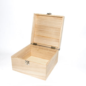'Our Adventure Box' Wooden Memory Box