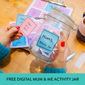 FREE Digital Download Mum Activity Jar