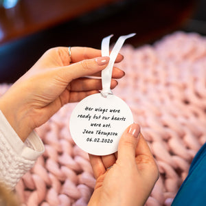Mum 'You Hold Our Hearts Forever' Remembrance Keepsake