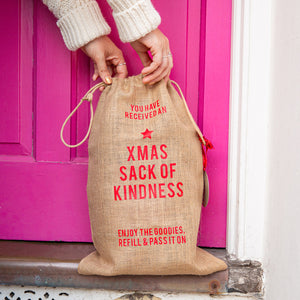 Christmas Sack Of Kindness