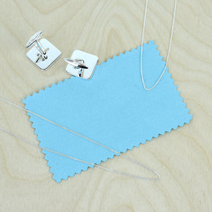 Jewellery Silver Polishing Cloth