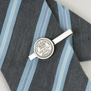 Sixpence Year Coin Tie Clip 1928 To 1967