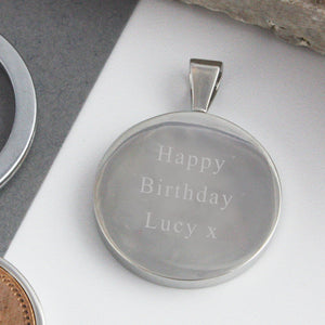 30th Birthday 1991 Penny Coin Pendant Necklace