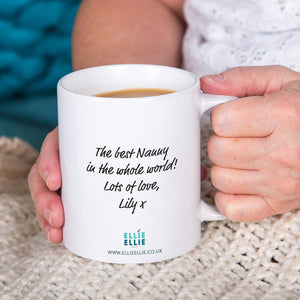 'I Am Not Retired, I Am A Professional Grandma' Mug