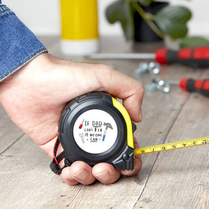 'If Dad Can't Fix It' Diy Tape Measure