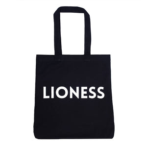 'Lioness' Tote Bag