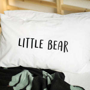 'Little Bear' Pillow Case