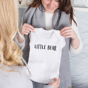 'Little Bear' Baby Baby Grow