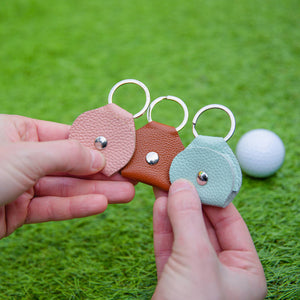 Lucky Sixpence Coin Golf Marker Keyring 1928 To 1967
