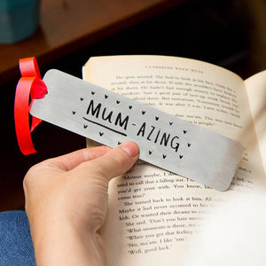 'Mumazing' Amazing Mum Bookmark