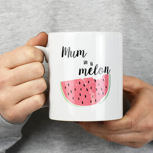 Mother's Day 'Mum In A Melon' Mug