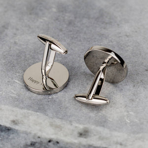 90th Birthday 1931 Sixpence Coin Cufflinks