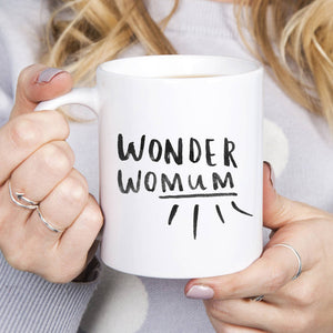 'Wonder Womum' Wonder Woman Mum Mug