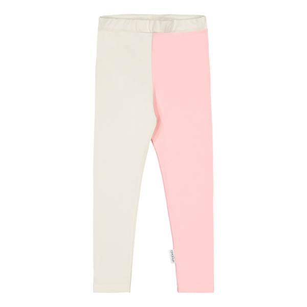 2-farbige Leggings