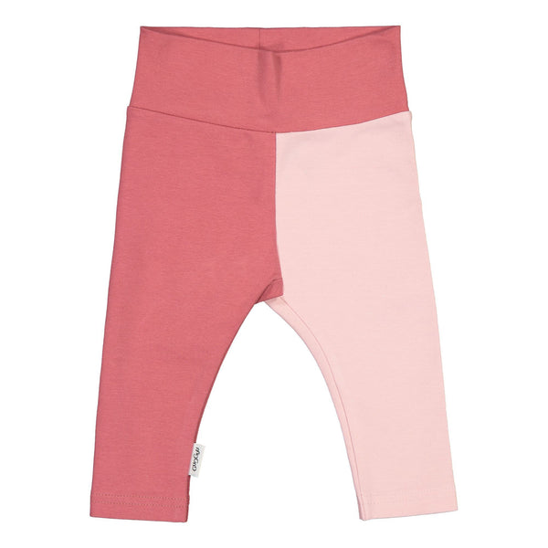 gugguu Baby 2-Color Leggings Leggings Cherry Bomb / Romance Pink 50