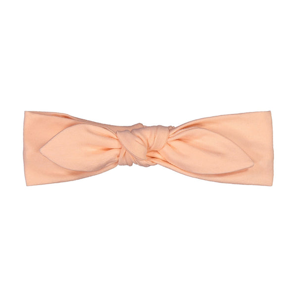 gugguu Baby Bow Band Hair accessories Love Apricot XXXS