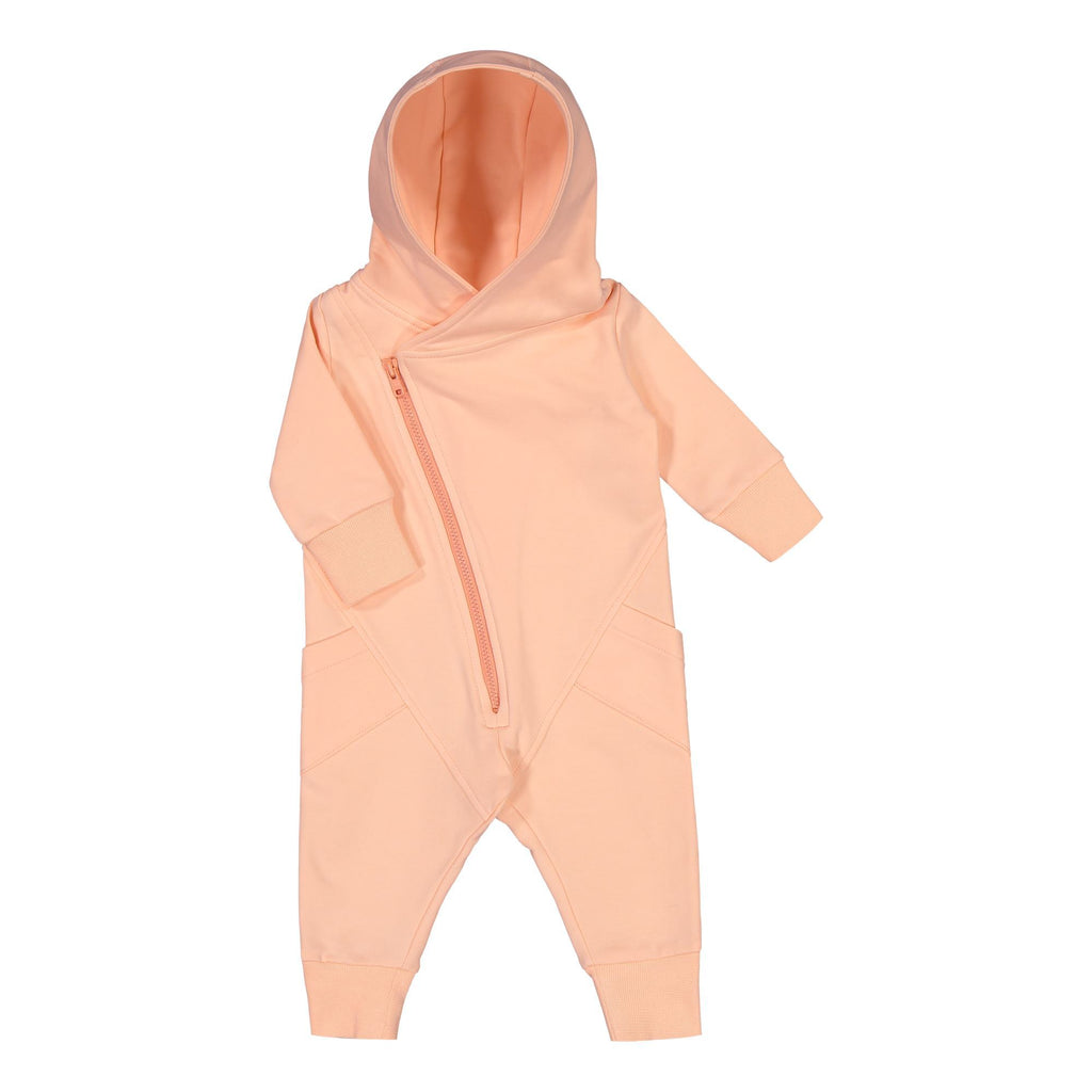 gugguu Baby Jumpsuit Jumpsuits Love Apricot / Rogue Tulip 50
