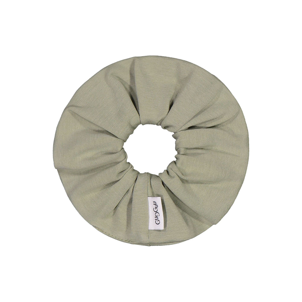 gugguu Basic Scrunchie Hair accessories Pale Sage ONE SIZE