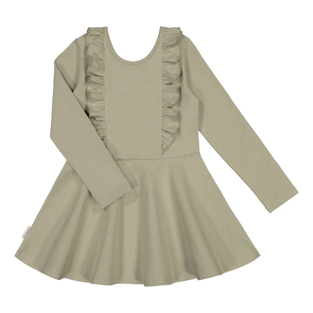 gugguu Bella Dress Dresses Pale Sage 80