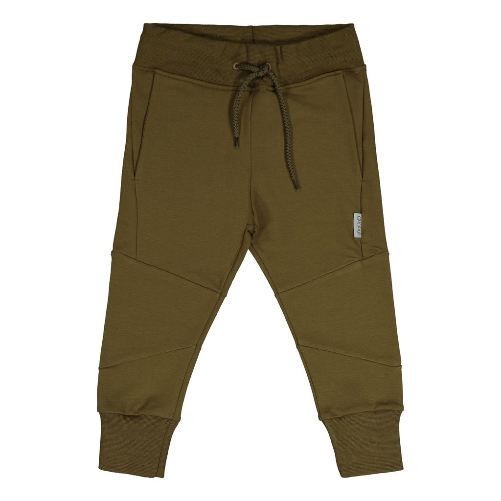 gugguu Cube Baggy sweatpants Pants Olive Green 80