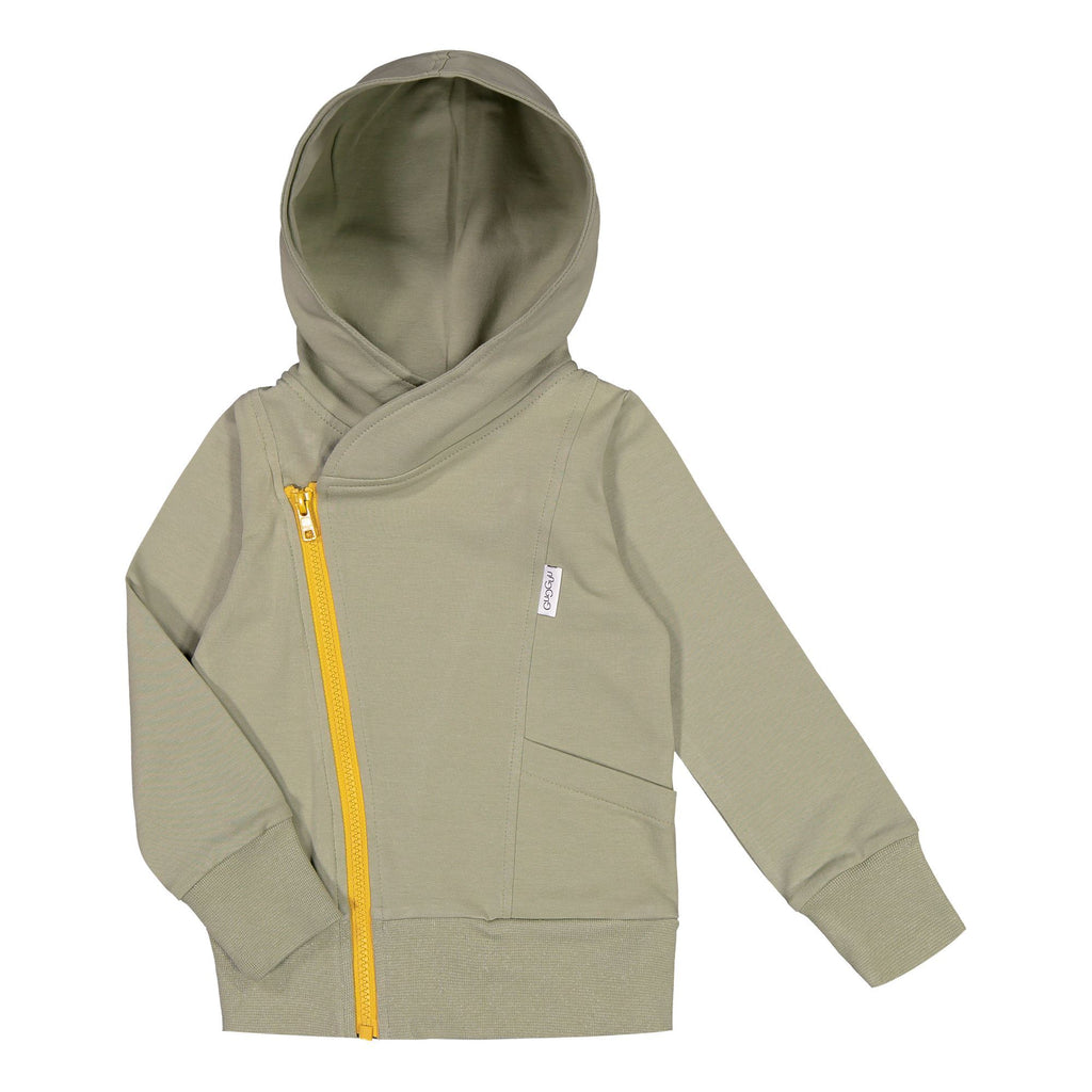 gugguu Hoodie Hoodies and sweatshirts Pale Sage / Buttermilk 92