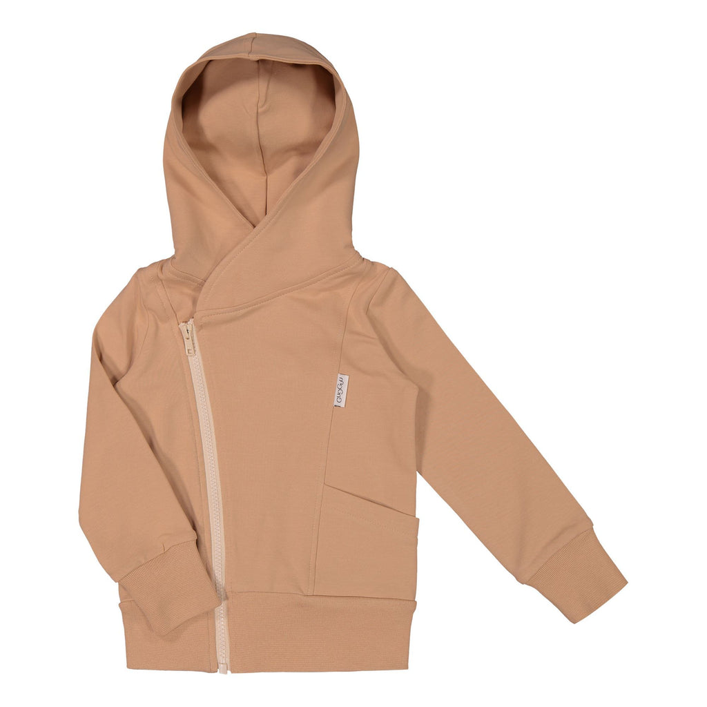 gugguu Hoodie Hoodies and sweatshirts Sugar Cookie / Linen Beige 110