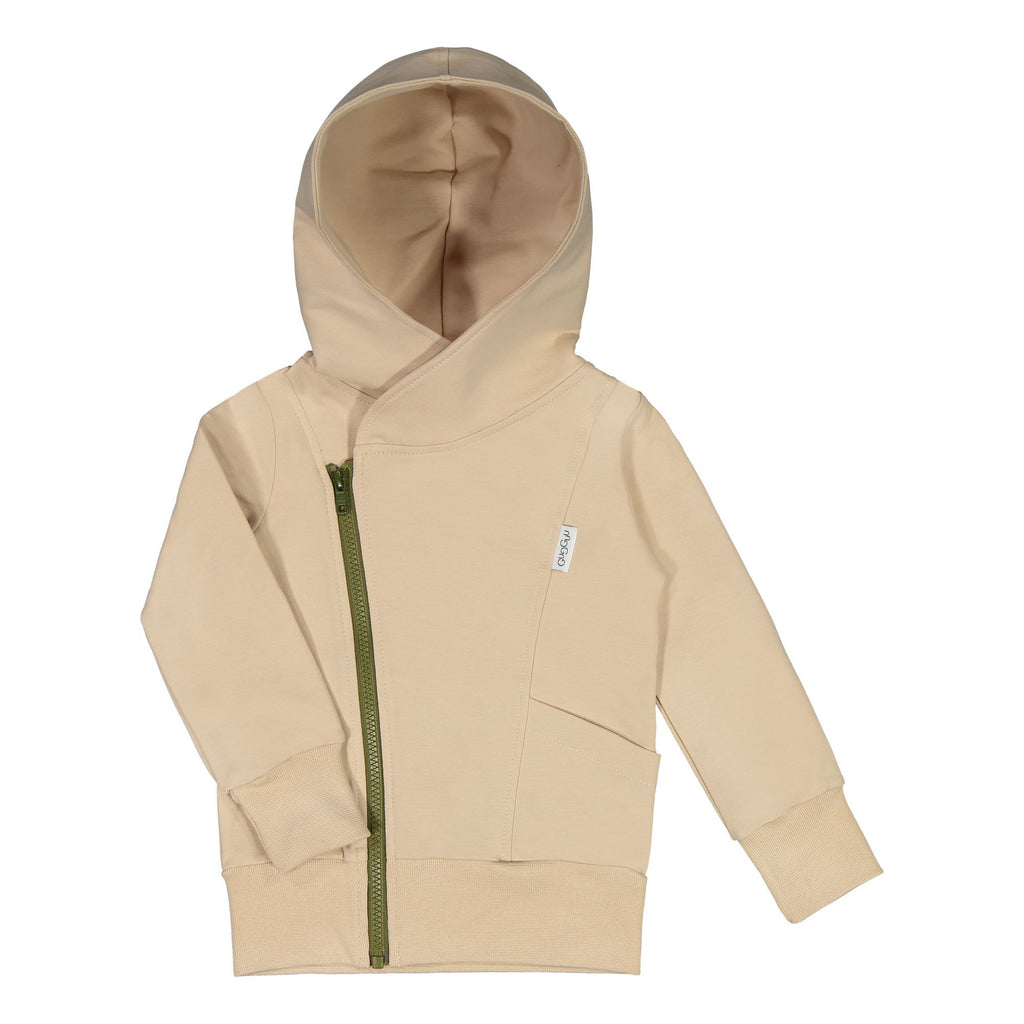gugguu Hoodie Hoodies and sweatshirts Vanilla Coffee / Olive Green 104