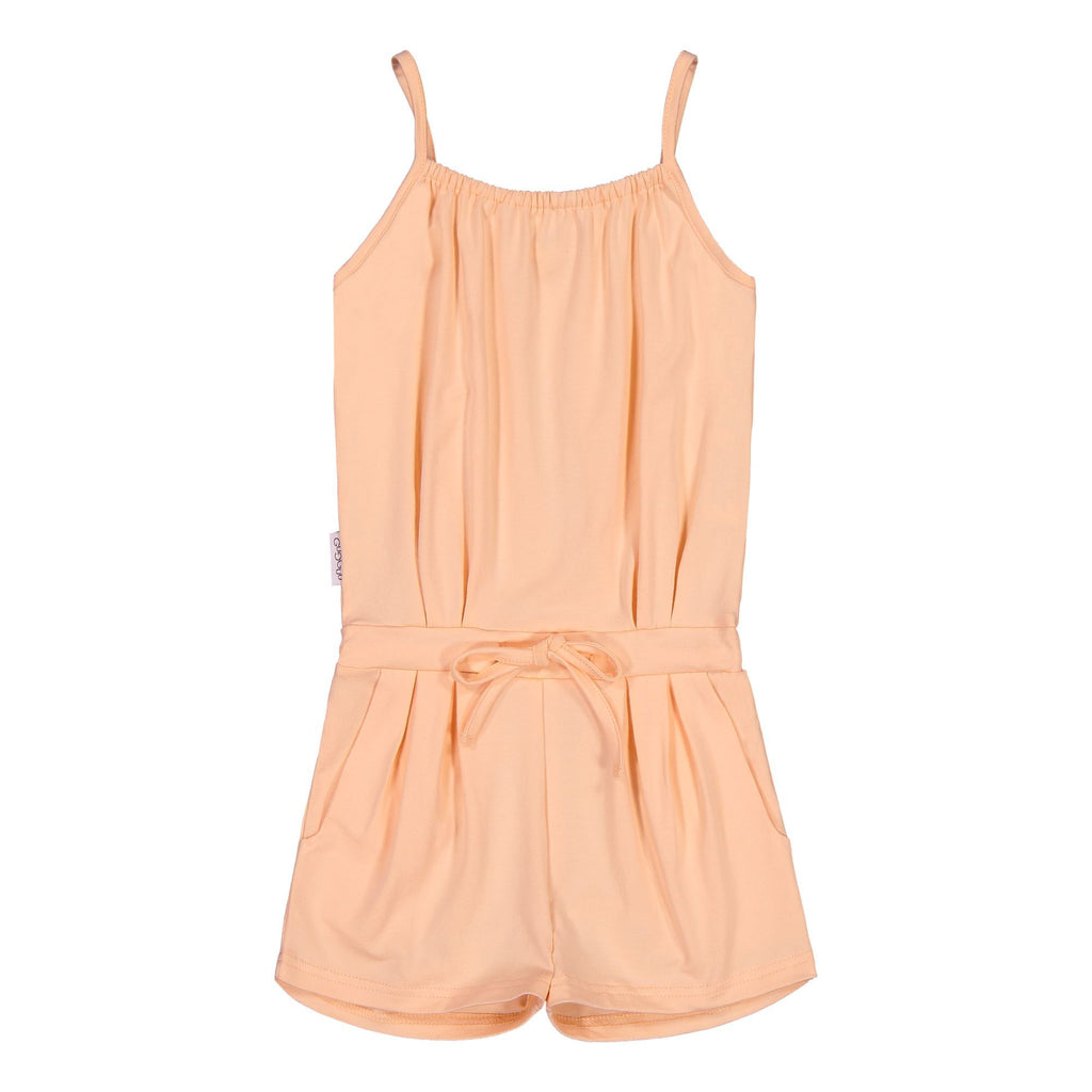 gugguu Onesuit Overall Jumpsuits Love Apricot 80