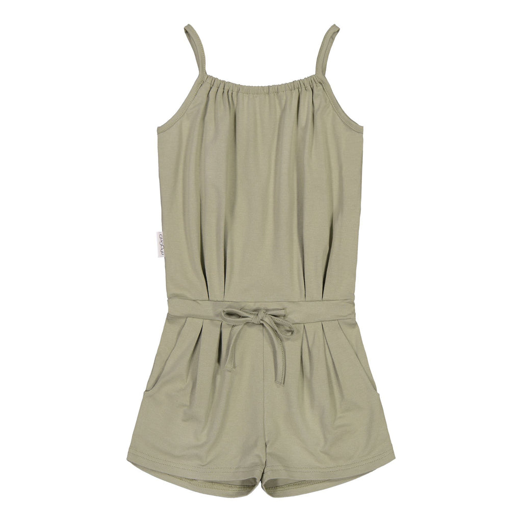 gugguu Onesuit Overall Jumpsuits Pale Sage 80