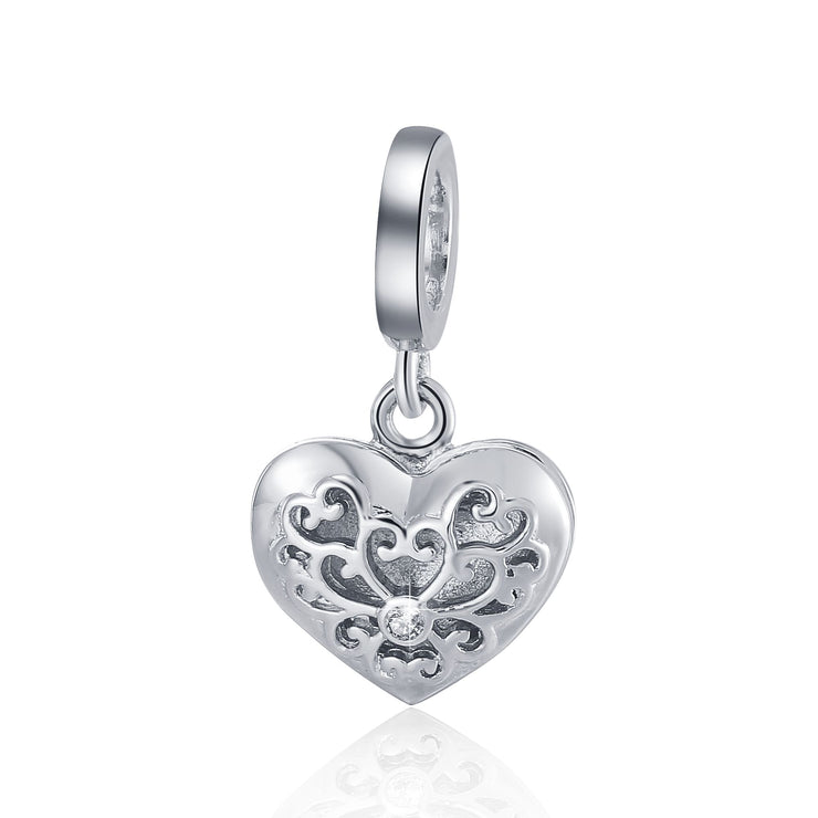 Charm FANCY HEART