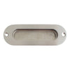 SCH001 Oval Stainless Steel Flush Pull
