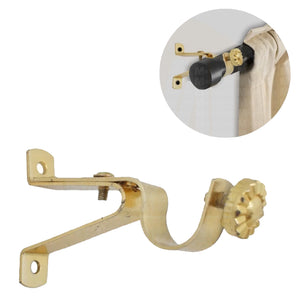 Adjustable Curtain Bracket