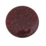 1200 Dark Red Marble Plastic Knob - Magnificent Marketing (DIY Builders Hardware)
