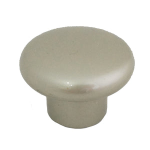 1200 Helmet Gray Plastic Knob - Magnificent Marketing (DIY Builders Hardware)