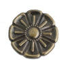 1202 Classic Antique Brass Knob - Magnificent Marketing (DIY Builders Hardware)